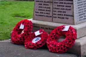 Image of Crosshouse Village War Memorial